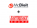 McDigit acquisisce la distribuzione esclusiva di Earthquake Sound