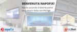 McDigit acquisisce la distribuzione esclusiva di Napofix per il mercato italiano