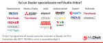 McDigit inaugura il nuovo programma di canale rivolto ai Dealer specializzati nell'Audio-Video