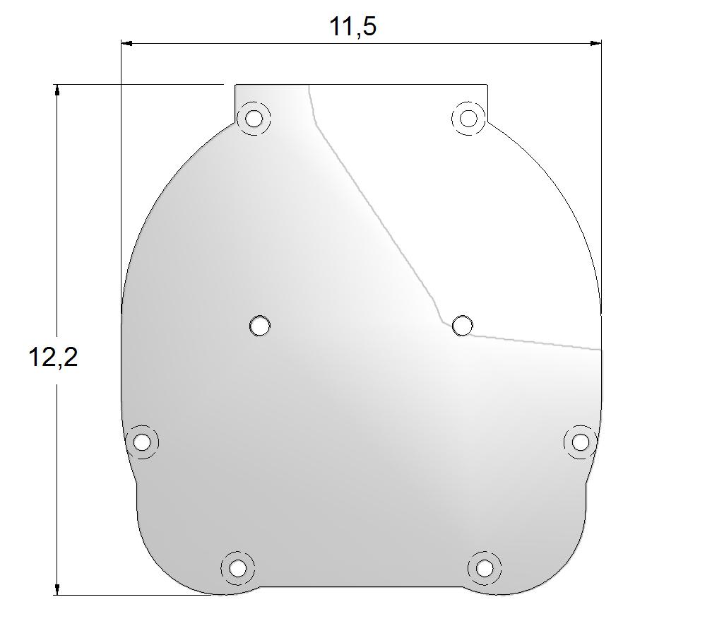 18m - Provis PRV10769 Schermo proiezione