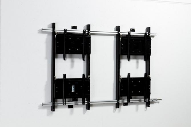 """Supporto modulare componibile """"Infinigrid"""""""