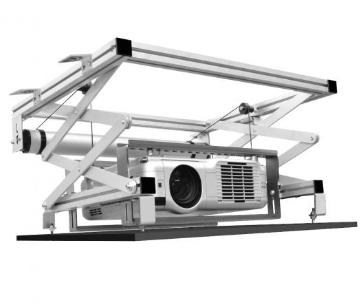 """Elevatore motorizzato da controsoffitto per videoproiettori """"Prolift 30"""""""