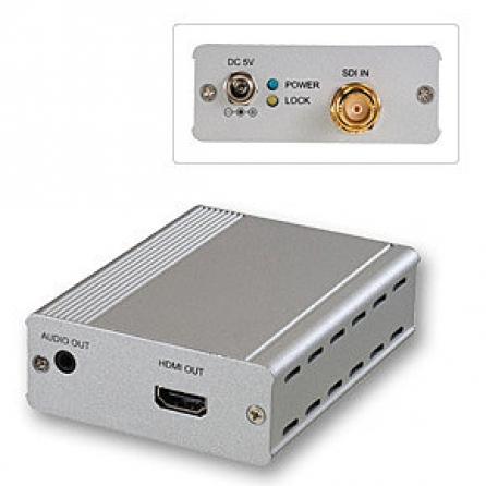 Converter & Extender 3G SDI / HDMI