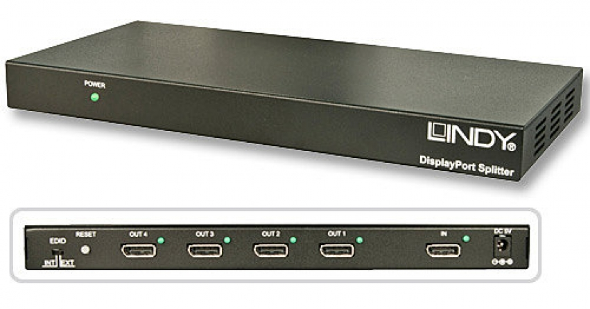Splitter DisplayPort