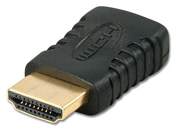 Adattatore Mini HDMI (Tipo C) Femmina a HDMI Maschio