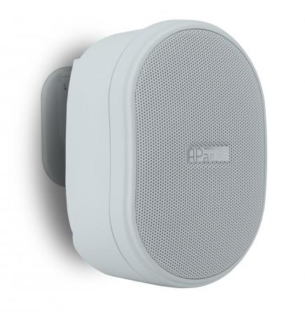 Coppia di diffusori da parete Apart OVO3T-W, 40W