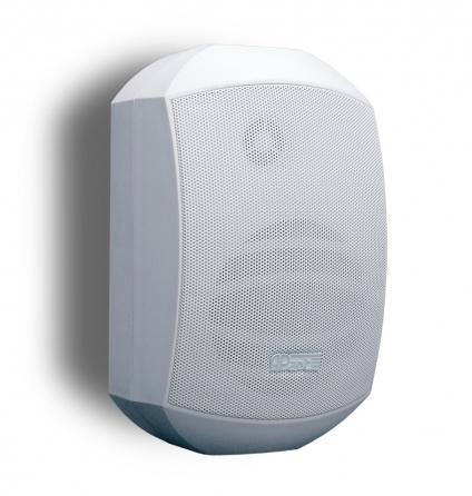 Coppia di diffusori da parete Apart MASK4T-W, 70W