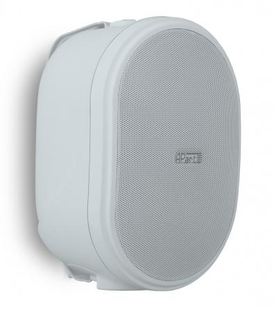 Coppia di diffusori da parete Apart OVO8-W, 160W