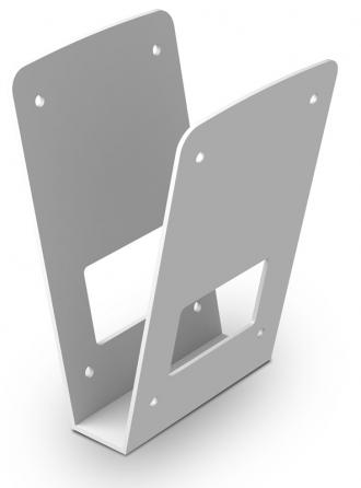 Staffa a V per montaggio a soffitto Apart MASKCV-W