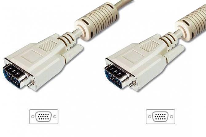 Cavo VGA HD antidisturbo M/M