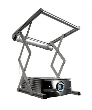 """Elevatore motorizzato da controsoffitto per videoproiettori """"Powerlift 90"""""""