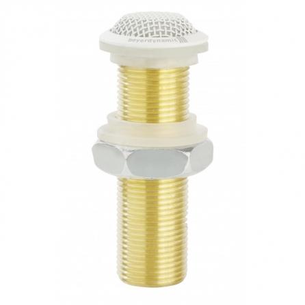 Microfono boundary da incasso Beyerdynamic Classis BM 33 W, bianco
