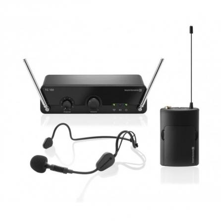Sistema radiomicrofonico VHF Beyerdynamic TG 100B 174-184 MHz