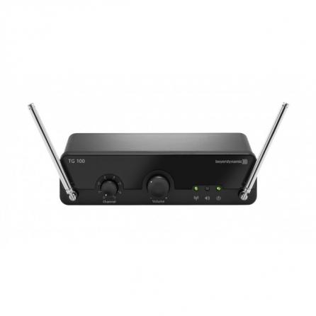Sistema radiomicrofonico VHF Beyerdynamic TG 100H 174-184 MHz