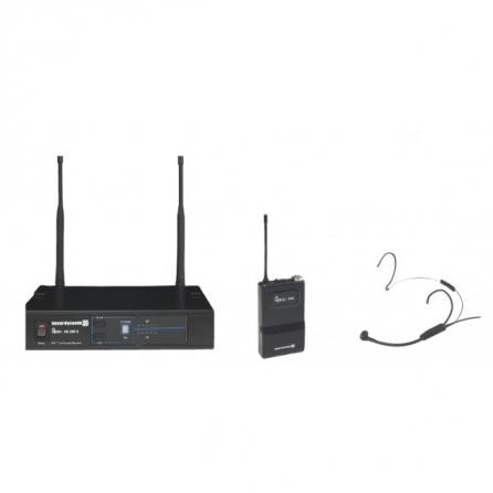 Sistema radiomicrofonico UHF Beyerdynamic OPUS 654 banda 506-530 MHz
