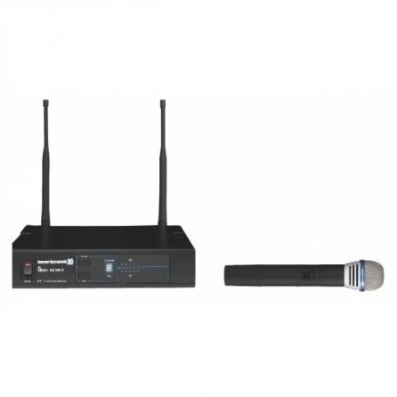 Sistema radiomicrofonico UHF Beyerdynamic OPUS 660 banda 668-692 MHz
