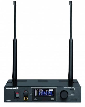Ricevitore singolo UHF Beyerdynamic NE 911 banda 646-718 MHz