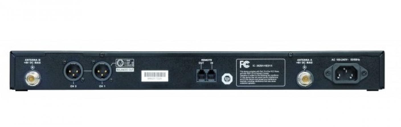 Ricevitore doppio UHF Beyerdynamic NE 912 banda 574-646 MHz