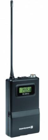 Trasmettitore da tasca UHF Beyerdynamic TS 910 C banda 502-538 MHz