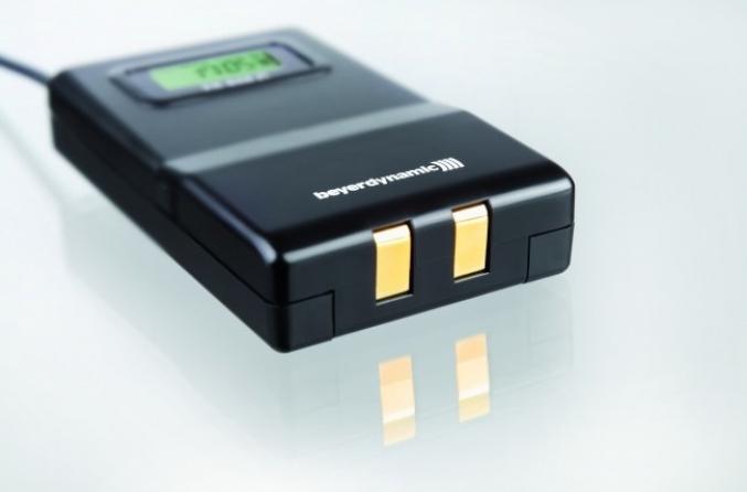 Trasmettitore da tasca UHF Beyerdynamic TS 910 C banda 610-646 MHz