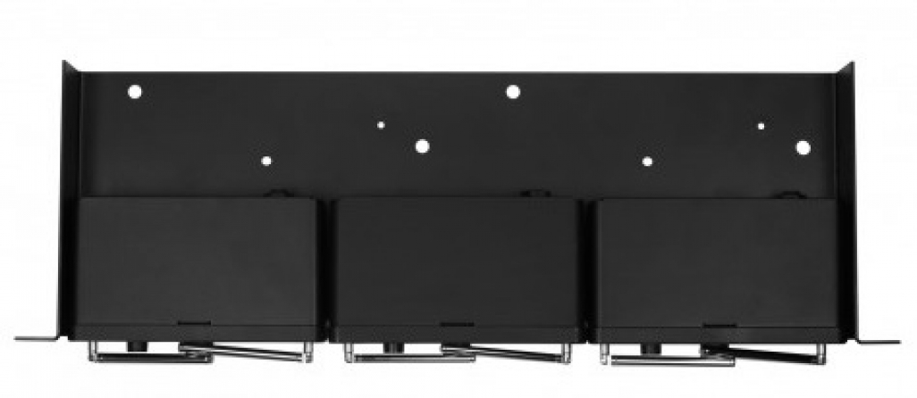 Kit per montaggio rack 3 unità Beyerdynamic TG 100