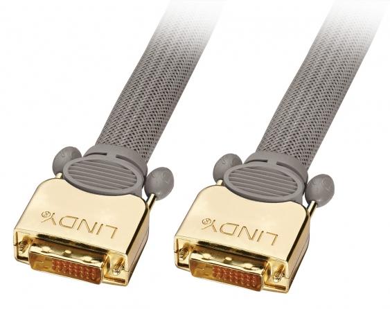 Cavo DVI-D SLD GOLD, Dual Link, 20m