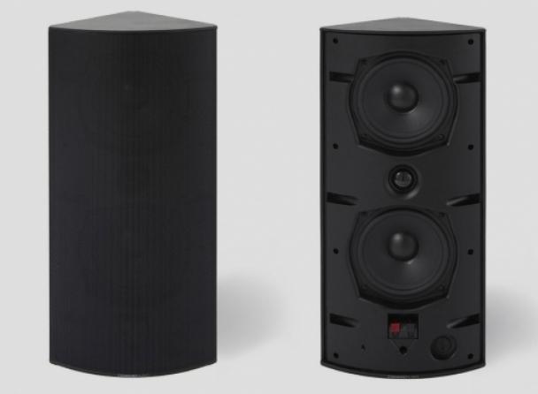 Diffusore ad angolo Cornered Audio CI5VB, 80W