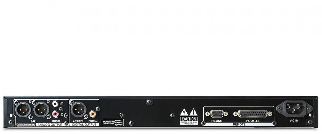 Lettore multimediale professionale Denon DN501C, 1U rack