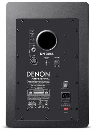 Diffusore monitor da studio bi-amplificato Denon DN-308SA