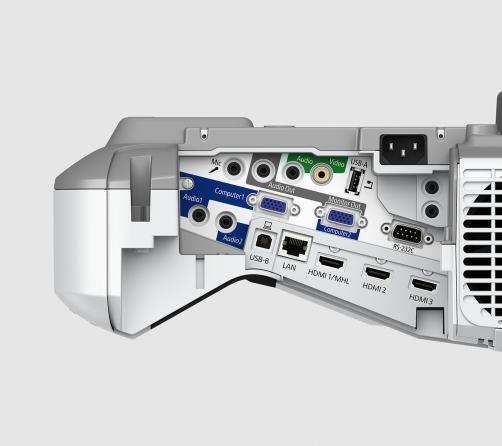 Videoproiettore Epson EB-675Wi