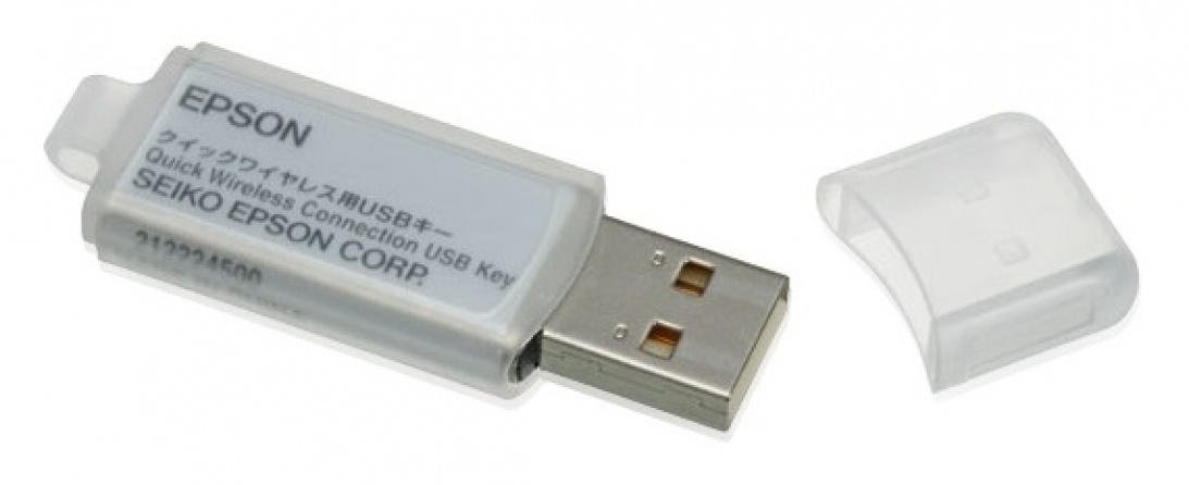 Chiavetta Wireless USB Epson ELPAP04