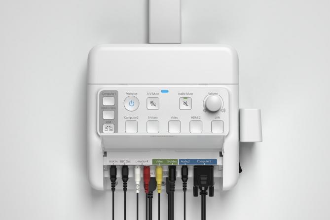 Controllo e connection Box Epson