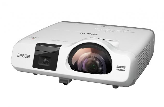 Videoproiettore Epson EB-536Wi
