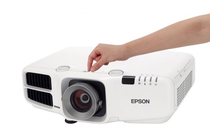 Videoproiettore Epson EB-G6370