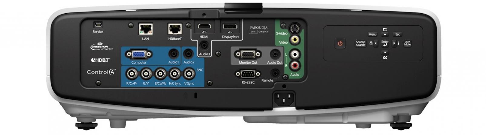 Videoproiettore Epson EB-G6570WU