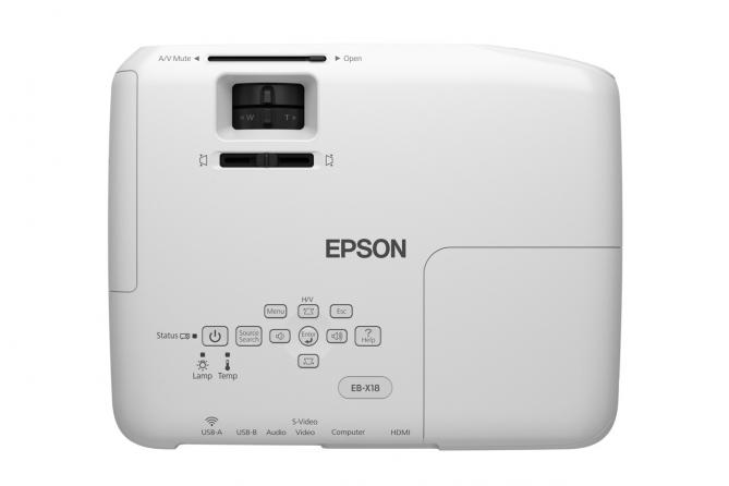 Videoproiettore Epson EB-X18