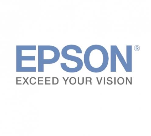 Copri chassis posteriore Epson ELPCC01W bianco