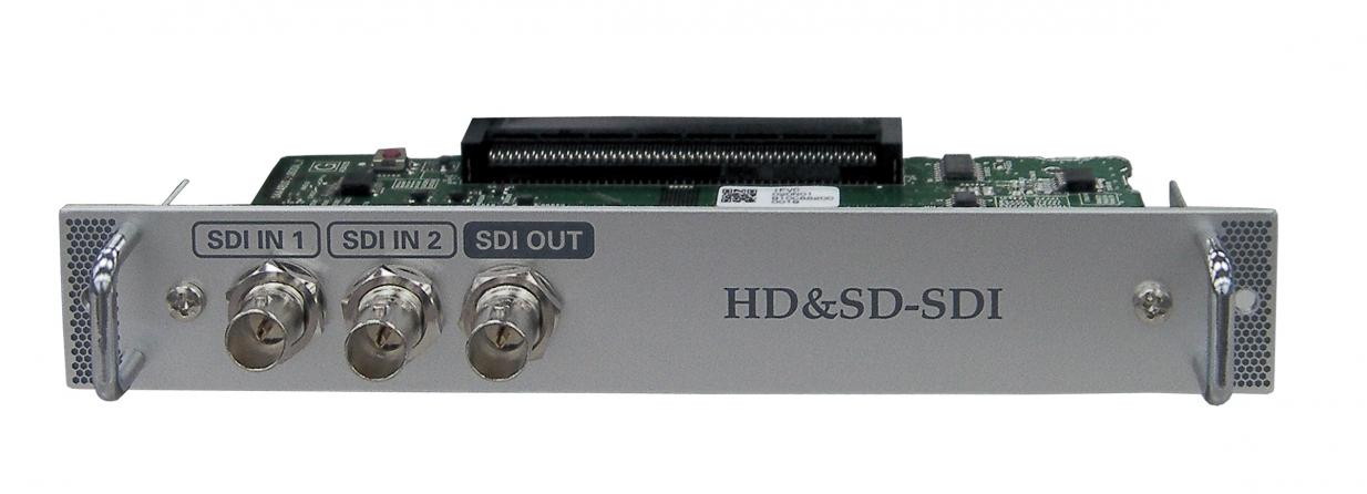 Scheda video (ingressi) HD&SD-SDI Panasonic