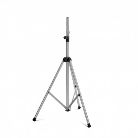 Stativo per cassa in alluminio, altezza regolabile da 130-225cm