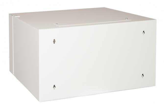 """Armadio rack 19"""" 6U (H295, L540, P360) grigio chiaro"""