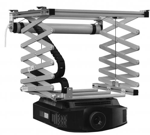 """Elevatore motorizzato da controsoffitto per videoproiettori """"Prolift H200"""""""