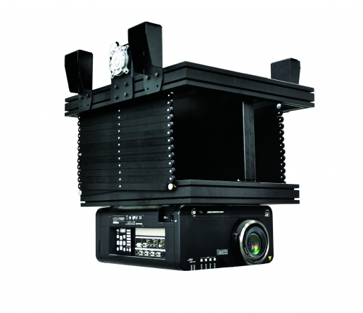 """Elevatore motorizzato da controsoffitto per videoproiettori """"Prolift H300"""""""