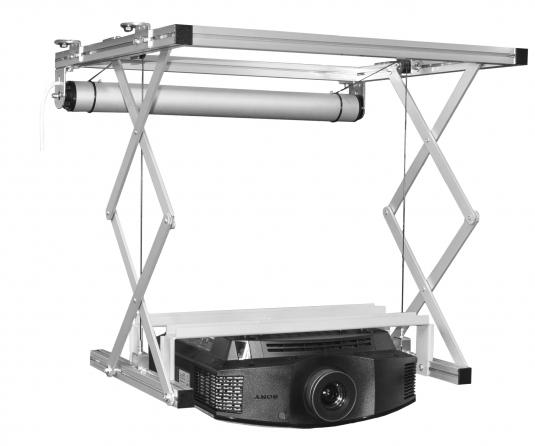"""Elevatore motorizzato da controsoffitto per videoproiettori """"Prolift H40 HC"""""""