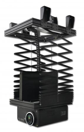 """Elevatore motorizzato da controsoffitto per videoproiettori """"Prolift H500"""""""