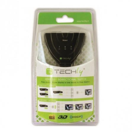 Switch HDMI Bidirezionale 3 porte 4K UHD 3D