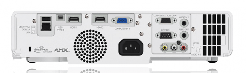Videoproiettore Maxell MP-JW3501