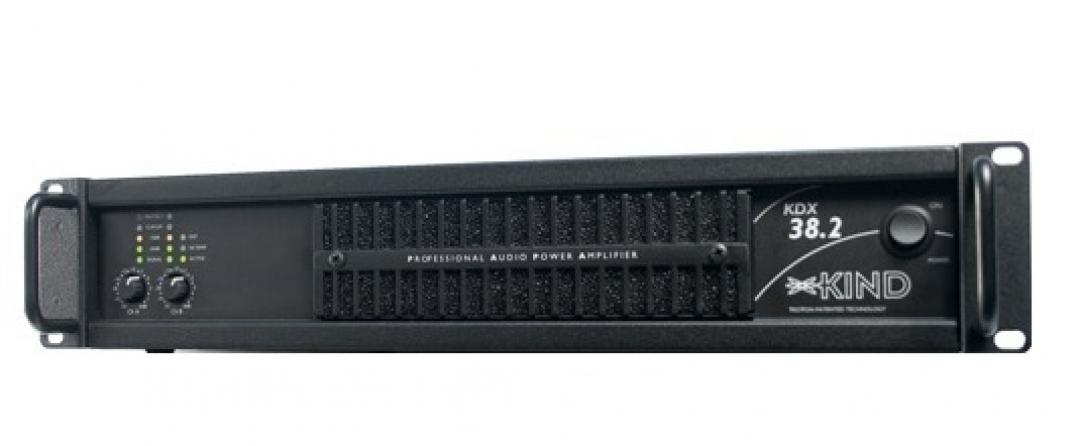 Amplificatore classe D Kind Audio KDX 30.2, 2 canali