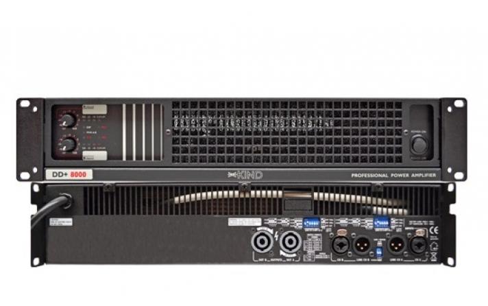 Amplificatore classe D Kind Audio DD+ 4000, 2 canali