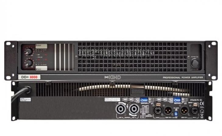 Amplificatore classe D Kind Audio DD+ 6400, 2 canali