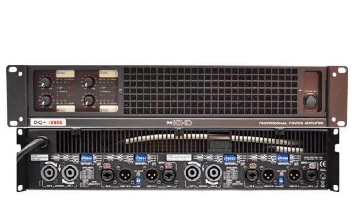Amplificatore classe D Kind Audio DQ+ 5000, 4 canali